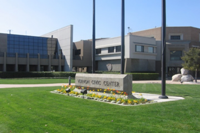 Video Surveillance and Security Guards City of Vernon